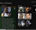 Star Wars Almanac for Win8 UI