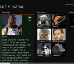 Star Wars Almanac for Win8 UI