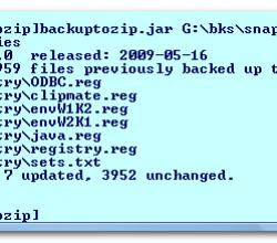 BackupToZip 1.4
