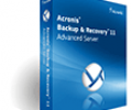 Acronis Backup and Recovery 11 Advanced Server 11
