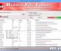 Hidden File Finder 2.5