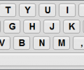 Touch Screen Keyboard 8.1