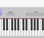PC 73 Virtual Piano Keyboard 1.0