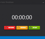 Shutter Auto Shutdown 1.0
