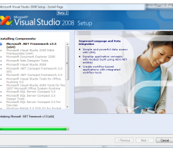 Visual Studio Professional Edition 2008
