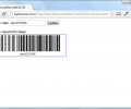 BarCode Generator SDK JS for Code 128 1.00.06