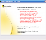 Norton Removal Tool 20
