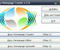 Easy Homepage Creator 2.0