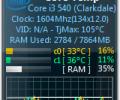 Core Temp Gadget 2.7