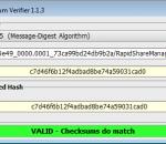 Quick Checksum Verifier 64-bit 1.1.6.2
