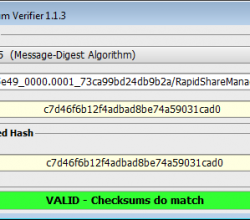Quick Checksum Verifier 64-bit 1.1.6.2