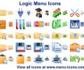 Logic Menu Icons 2013