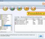 Free Undelete Software 4.0.1.6