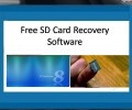 Free SD Card Recovery Software 4.0.0.32