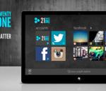 TwentyOne for Windows 8