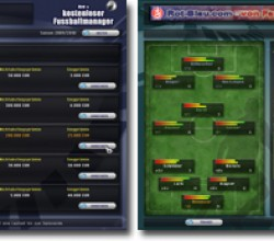 Dirk´s Free Football Manager 2.8