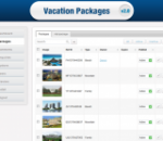 Stivasoft Vacation Packages Listing 2.0