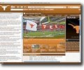 Texas Longhorns IE Browser Theme 0.9.0.1