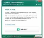 Kaspersky RannohDecryptor 1.1.0.0