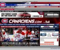 NHL Montreal Canadiens Hockey Firefox Theme