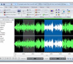 Free MP3 Editor Platinum 7.4.7