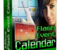 A4Desk Flash Event Calendar 1.45