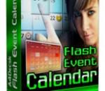 A4Desk Flash Event Calendar 1.45