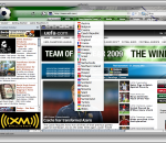 World Cup Soccer Internet Explorer Theme 1.0