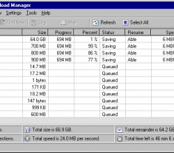 Easy Download Manager 4.9