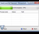 DarkComet RAT Remover 2.0.0.0