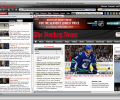 Hockey News IE Browser Theme 0.9.2