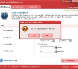 WinMend Auto Shutdown 1.3.4