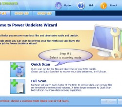Portable Power Undelete 3.9