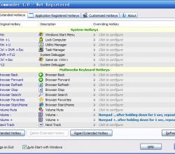 Hotkey Commander 2.1