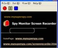 Spy Monitor Screen Recorder 3.1