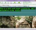 .NET WYSIWYG HTML Editor 2.0