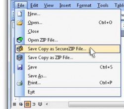 SecureZIP 12.40.0016