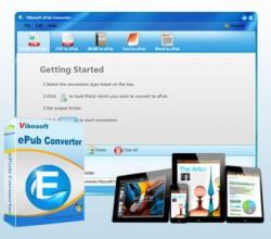 Vibosoft ePub Converter 2.1.5