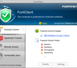 FortiClient 5.0