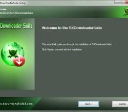 SX Downloader Suite 1.0