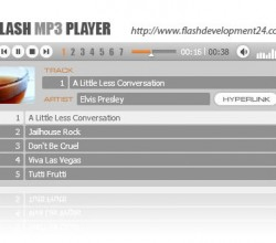 Flash MP3 Player DW Extension 1.0.0