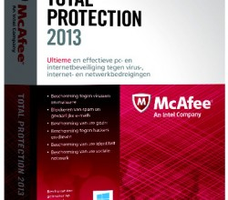 McAfee Total Protection 2013