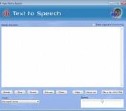 Text to Speech Software 2.3.8.2