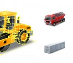 Icons-Land Transport Vector Icons 3.0