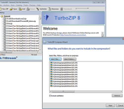 TurboZIP Compression Suite 8.5 B002061231