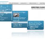 Christmas Flash Menu DW Extension 1.0.1