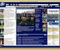 Navy Midshipmen IE Browser Theme 0.9.0.1
