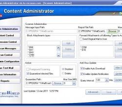 MailScan for VPOP3 6.8a