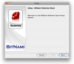 BitNami Redmine Stack 2.1.4-0