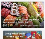 Groupon - Daily Deals, Coupons